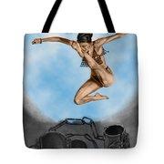 Liberte Tote Bag