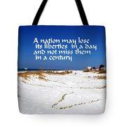 Liberties Tote Bag