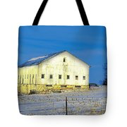 Liberty Barn Tote Bag