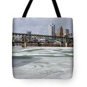Liberty Bridge # 1 Tote Bag