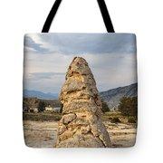 Liberty Cap In Yellowstone Tote Bag