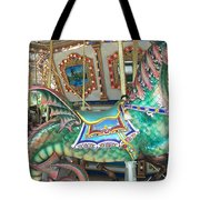 Liberty Dragon Tote Bag