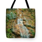 Liberty Gorge Falls Tote Bag