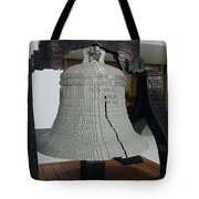 Liberty In Lego Tote Bag by Richard Reeve