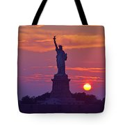 Liberty Lady Tote Bag