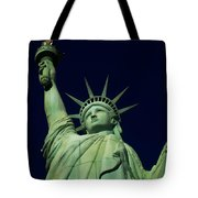 Liberty New York Casino Tote Bag