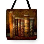 Librarian - Writer - Antiquarian Books Tote Bag