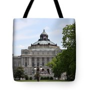 Library Of Congress - Thomas Jefferson Building Tote Bag