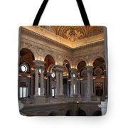 Library Of Congress Washington Dc Tote Bag