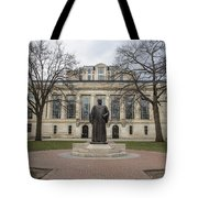 Library Ohio State University  Tote Bag