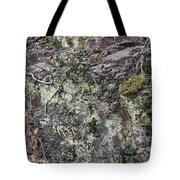 Lichen And Moss Tote Bag