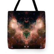 Life And Death Of Stars 4 Tote Bag