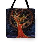 Life Blood Tree By Jrr Tote Bag