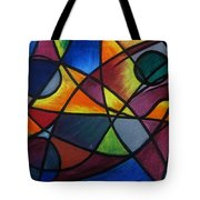 Life Colors Tote Bag
