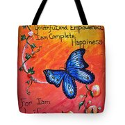 Life - Healing Art Tote Bag by Absinthe Art By Michelle LeAnn Scott