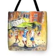 Life In Cartagena 01 Tote Bag