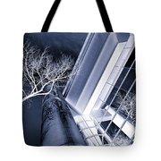 Life In Glass Mono 3 Tote Bag
