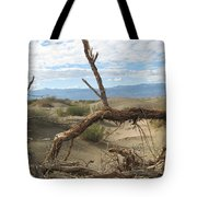 Life In The Desert Tote Bag
