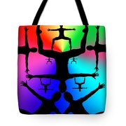 Life Is A Dance 1 Tote Bag