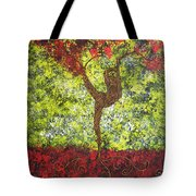 Life Is But A Dance Tote Bag