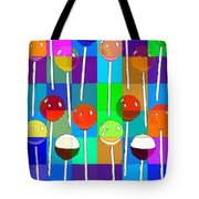 Life Is Full Of Lollipops Tote Bag