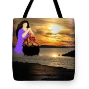 Life Is Gold Tote Bag