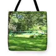 Life Is  Green  Tote Bag