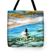 Life Is Just Ducky Tote Bag
