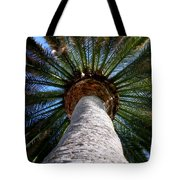 Life Is Looking Up By Diana Sainz Tote Bag