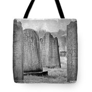 Life Isn't Black And White Tote Bag