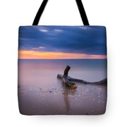 Life Of A Drifter 16x7 Crop Tote Bag