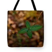 Life On A Vine Tote Bag
