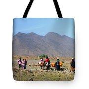 Life On The Atlas Mountains Tote Bag