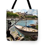 Life On The Seine Tote Bag