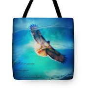 Life Reflects Our Passion Tote Bag