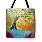 Life Renewing Tote Bag