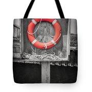 Life Saver Tote Bag