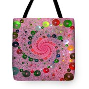 Life Savers Tote Bag by Sandy Keeton