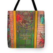Life Should Be Painted Tote Bag