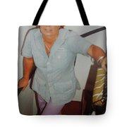 Life Traveller Mum Chris  Tote Bag