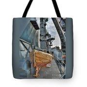 Lifeboat Tote Bag
