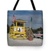 Lifeguard And Beachpatrol Tote Bag