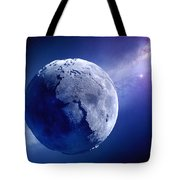 Lifeless Earth Tote Bag