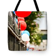 Life's A Party Tote Bag