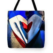 Life's Blood Tote Bag
