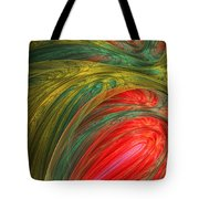 Life's Colors Tote Bag by Lourry Legarde