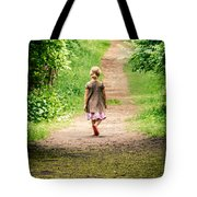 Life's Journey Tote Bag