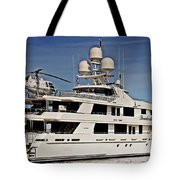 Lifestyle Of The Super Rich Tote Bag