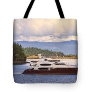 Lifestyles Of The Rich And Famous Tote Bag