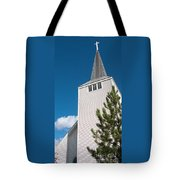 Lift High The Cross Tote Bag